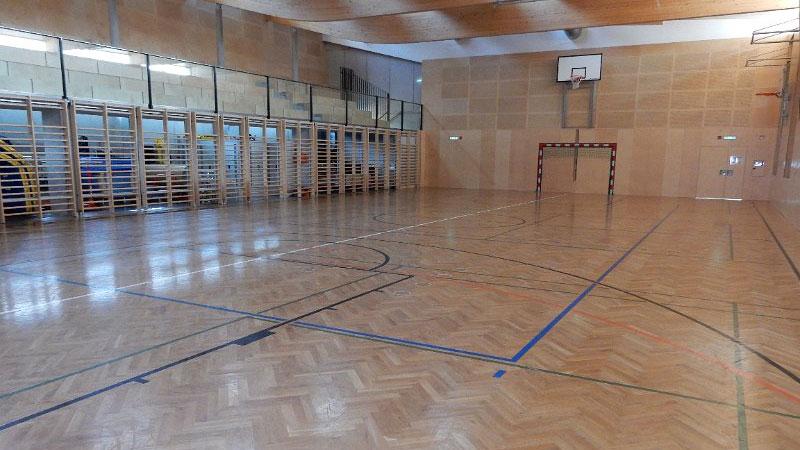 Volksschule Oberwölbling | Turnhalle